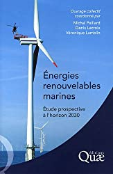 Energies renouvelables marines