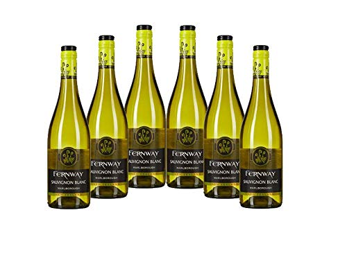 Weißwein New Zealand Sauvignon Blanc Fernway trocken (6x0,75l) (2018)