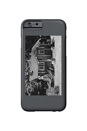 Port Angeles, WA Rosemary Inn Lake Crescent Photograph (iPhone 6 Cell Phone Case, Slim Barely There) -