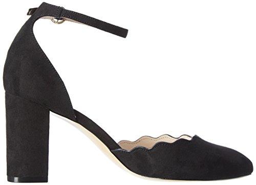 Another Pair of Shoes Petrae1, Escarpins Femme Noir (Black01)