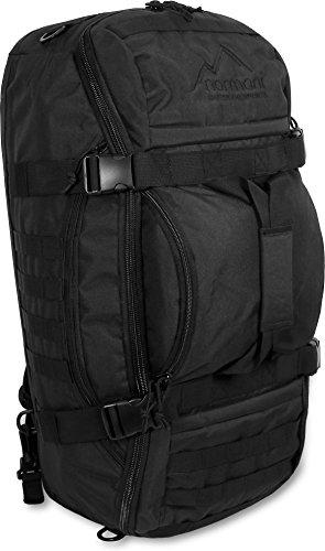 normani 2 in 1 Securitytasche mit Rucksackfunktion Black Panther