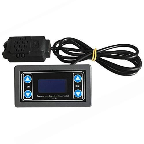 TOOGOO Xy-Wth1 Dc 6-30 V Digital Anzeige Konstante Temperatur Luft Feuchtigkeit Inkubator Controller Doppel Ausgabe Thermostat Für Ac 220 V - Digitale Anzeige-controller