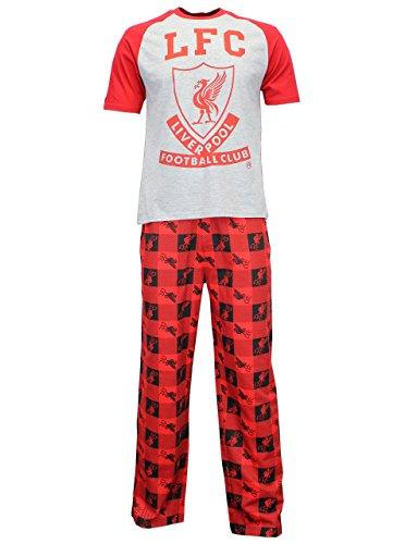 Liverpool - Pijama para Hombre - Liverpool FC X Large