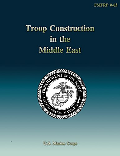 Troop Construction in the Middle East por Department of the Navy