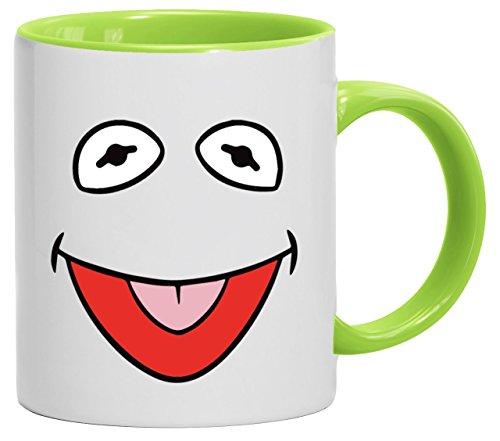 Lustige Geschenkidee Büro Bürohumor Kaffeetasse 2-farbige Frosch Kostüm, Größe: - Lustige Kostüm Für Das Büro