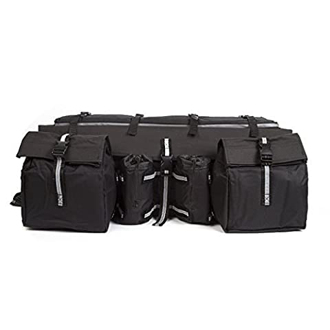 Sac de rangement pour porte-bagages ATV Quad valise top-case