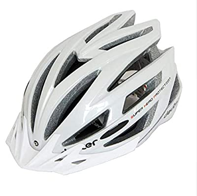 TOUYOUIOPNG Cycle Helmet - Women Bicycle Helmet With Taillight Ultralight Bike Fafety Security Accessories Helmet by TOUYOUIOPNG