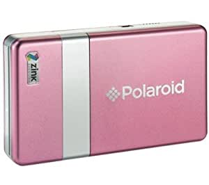 Polaroid - POGO PINK - Mini pocket printer - Bluetooth and USB - No Ink - Quick Printing