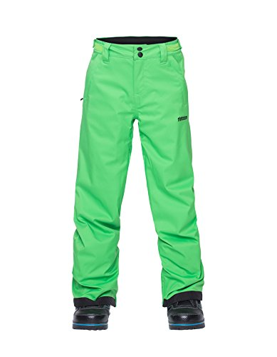 Zimtstern Snow Pants Kerry Slim Young, Granny Smith, M, 5682870822804
