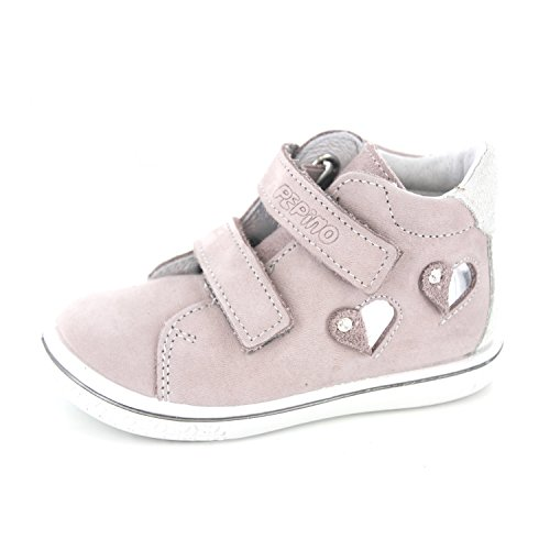 Ricosta Lina 67 2527200/322 Unisex - Baby Stiefel Rot, 26 EU