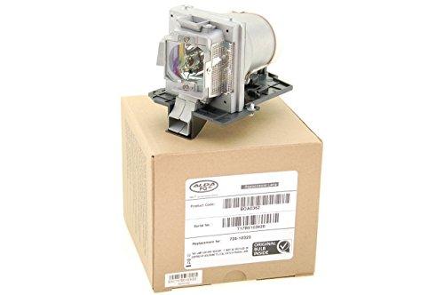 Alda PQ Original, Beamerlampe / Ersatzlampe 725-10323 / 725-10331 / 331-7395 passend für DELL 7700 FullHD Projektoren, Markenlampe mit PRO-G6s Gehäuse / Halterung