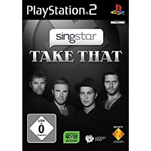 SingStar Take That – [PlayStation 2]