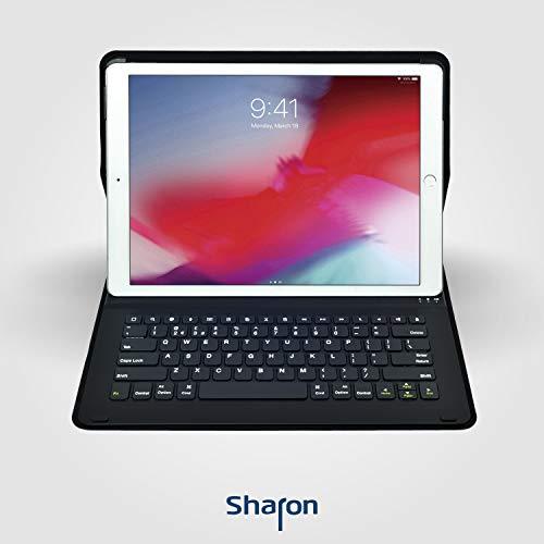 Sharon funda y teclado iPad Pro 12