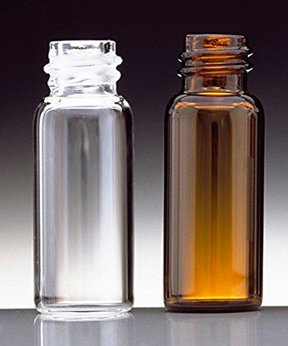 KONTES 045231B bolla alta per campioni, 4 mL, in vetro
