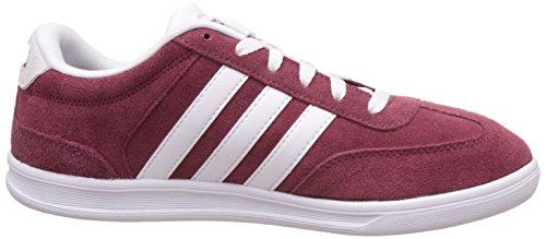 Ouro Branco Adidas Crosscourt Sapatos vermelho Homens Salão Vermelho Yw0UqdU7Z