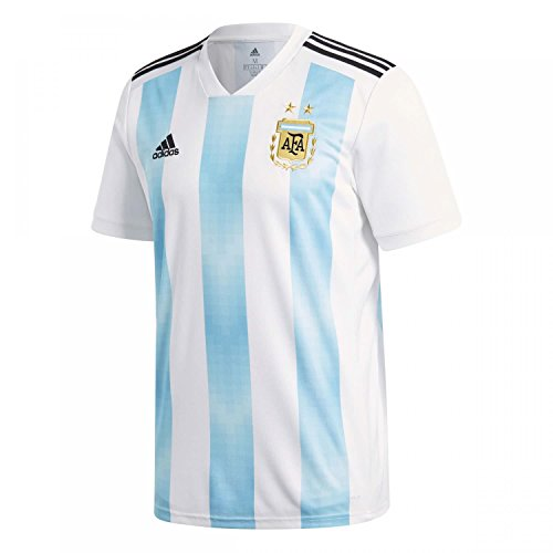 Adidas Men's Argentina Home Replica Jersey, Men, Argentinien Heim Replica