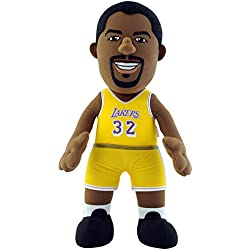 NBA Magic Johnson Los Angeles Lakers - Muñeco, multicolor