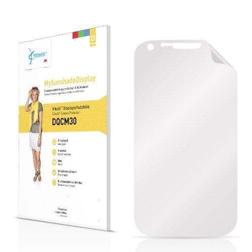 Vikuiti Displayschutzfolie Matt DQCM30 von 3M für Samsung Galaxy S2 Titanium (T-Mobile) Folie Schutzfolie Displayfolie - Entspiegelt (Tmobile Samsung Galaxy S2 Case)