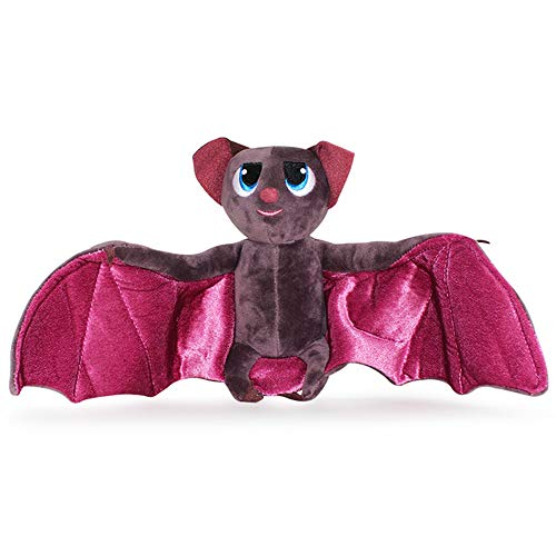 Vampire Bat Plush Toys from Movie Hotel Transylvania, Soft Dracula Mavis Bat Figure Toy for Kids Halloween Gifts,7