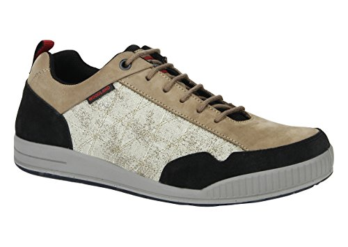 Woodland Men's Khaki Sneakers-7 UK/India (41 EU)(GC 2175116)  available at amazon for Rs.2097