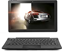 """2in1 Laptop tablet, 10.1"""" inch Android Tablet, Google Android 4.4.2 , 16 GB Tablet PC, Quad Core upto 1.5 GHZ processor, Dual Camera, WiFi, Bluetooth, 800x1280 IPS, Multi-touch screen, Google Play Pre-loaded. Connectible Keyboard Case included in Bundle o"""