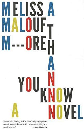 [(More Than You Know)] [By (author) Melissa Malouf] published on (April, 2014)