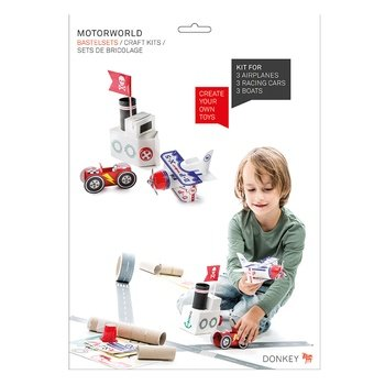 donkey-products-packplay-motor-world-bastelset