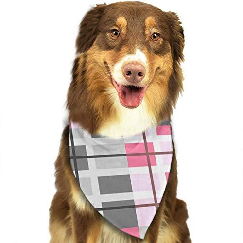 aid Mode Weiche Comforable Hundekatzen Bandana Bunte Designer Puppy Lätzchen Kopftuch ()