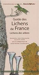 Guide des lichens de France : Lichens des arbres