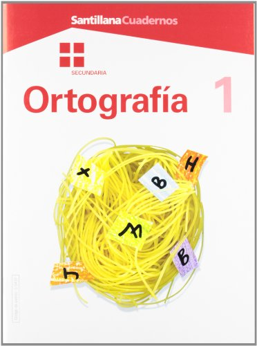 Cuaderno de Ortografía 1 Eso