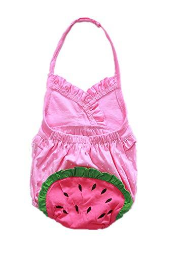 Aoweika Kleinkind Baby Mädchen Outfits Einfarbig Strampler Ärmellos Spielanzug Baby Toddler Kinder Strampler Baby Neugeborenes Kinderkleidung