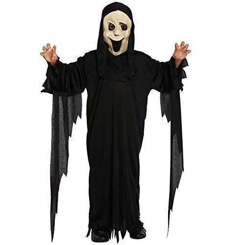 EMON GHOST HALLOWEEN CHILDRENS FANCY DRESS COSTUME OUTFIT (4-6 years) by SCREAM (Scary Movie Fancy Dress Kostüme)