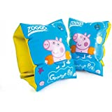 ZOGGS Peppa Pig Junior Kids Inflatable Swimming Armbands
