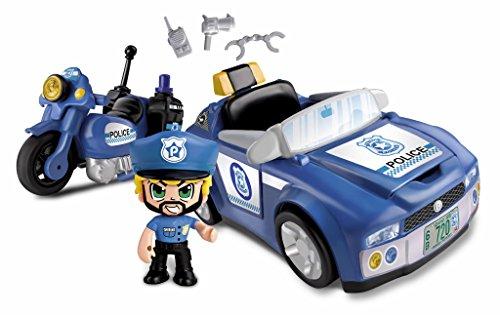 Pinypon - Vehículo De Policías, (Famosa 700014495)