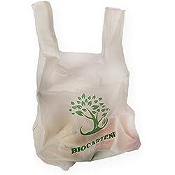 Máxima calidad bioplástico para ir a hacer la compra