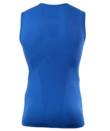 FALKE Herren Warm Singlet Tight Unterwäsche athletic blue