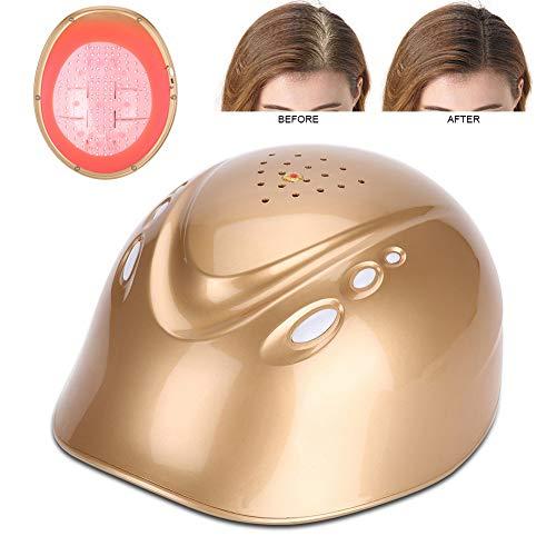 Hair Regrow Helmet, 160 Diodes Behandlung Fast Growth Cap Haarausfall-Lösung Hair Regrowth Machine - Nachwachsen der Haare für Männer und Frauen -