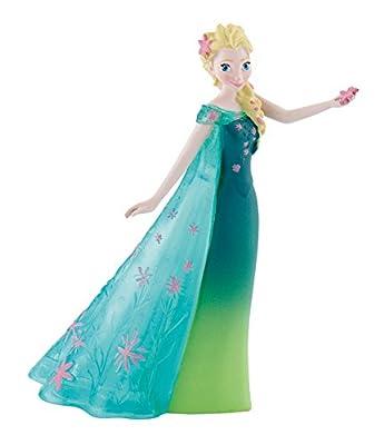 Bullyland 12958 Disney Frozen Fever Elsa: Disney Frozen Fever de BULLYLAND