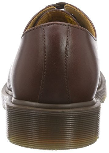 Dr Martens 1461 Pw - Smooth, Chaussures de ville mixte adulte Marron (Tan)