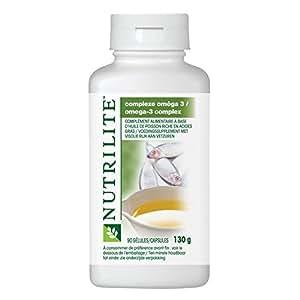 NUTRILITE ™ Omega-3 Complex - 90 pièces 130 g (Amway)