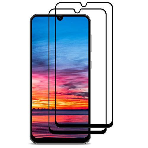 Bigmeda Panzerglas Schutzfolie für Samsung Galaxy A50/A30, [2 Stück] Gehärtetem Glas Hartglas Displayschutzfolie 9H Härte HD Folie Panzerglasfolie für Samsung Galaxy A50/A30