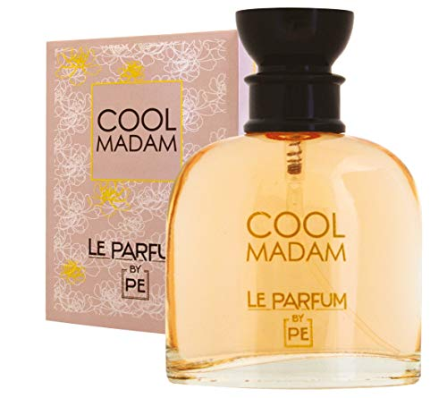LE PARFUM DE FRANCE Cool Madam Eau de Toilette Femme 100 ml