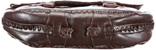 Batik Antico Funny1bag, Borse A Spalla Da Donna, Marrone (marrone), 29x20x8 Cm (lxhxp) Marrone (marrone)
