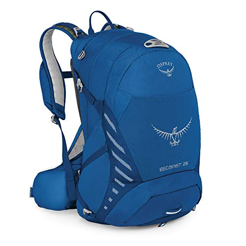 Osprey Escapist 25 Multisport-Rucksack für Männer -Sport Pack - Indigo Blue (S/M)