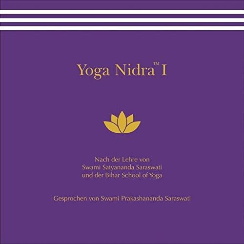 Yoga Nidra I CD