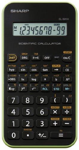 Sharp EL 501X Taschenrechner