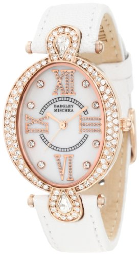 badgley-mischka-dames-watch-decontractee-quartz-batterie-reloj-ba-1038rgwt