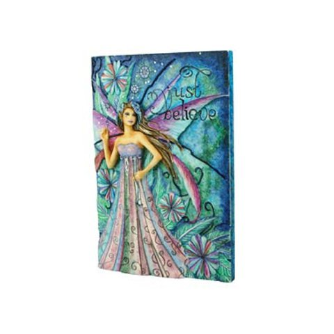Jessica Galbreth - Sculpted Wall Plaque- Just Believe - Dragonsite