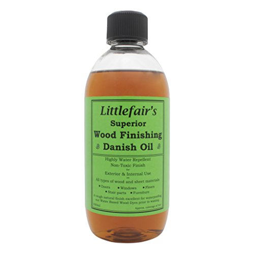 Littlefair's Superior Wood Finishing Danish Oil Holzbehandlung (500ml) -