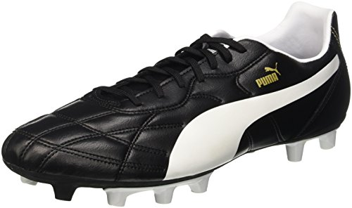 5. Puma Men's ClassicoiFG Black and White Football Boots
